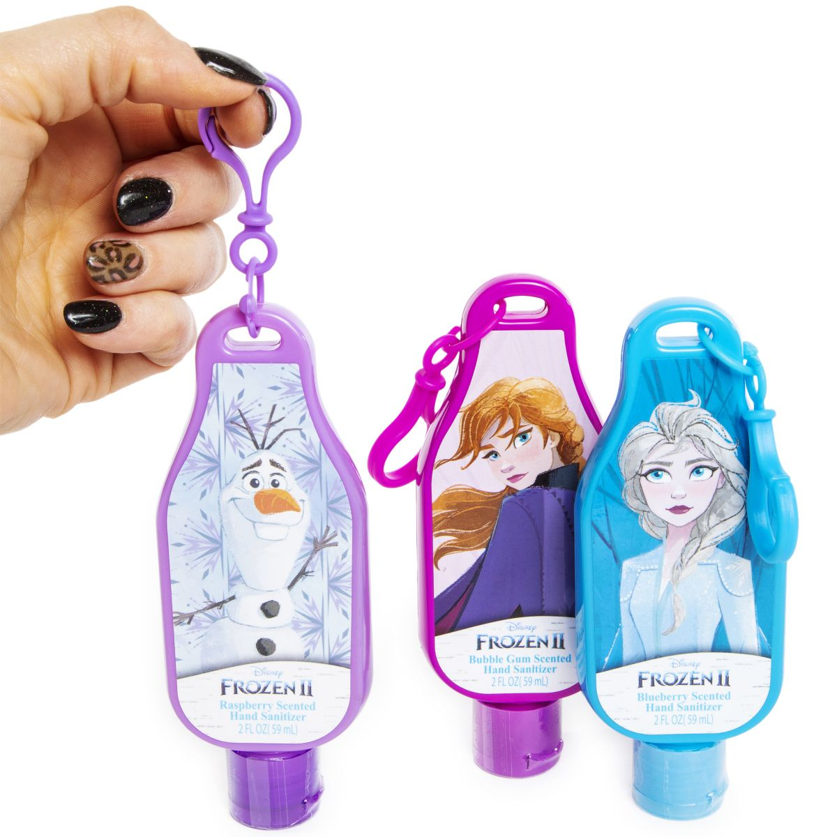 Disney Frozen 2 Travel Hand Sanitizer Hand Sanitizer Disney