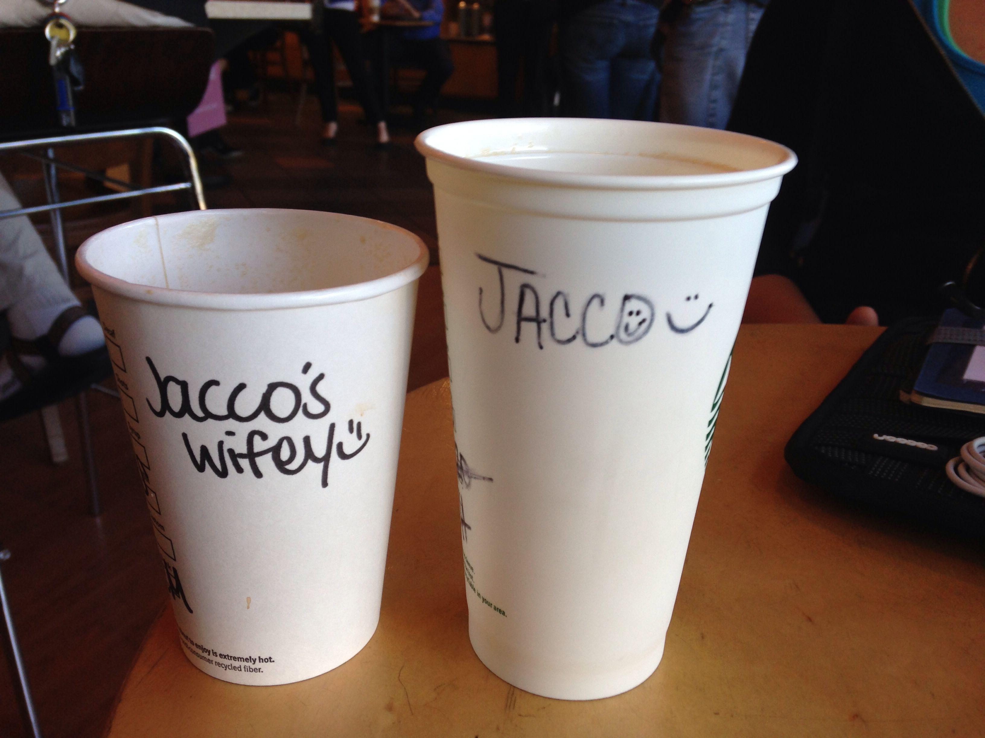 Starbucks names