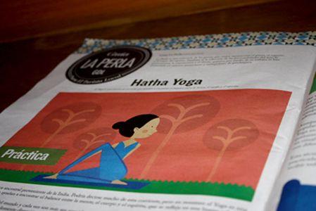 """Ilustraciones para Guía la Perla en el periódico """"El Informador"""""""