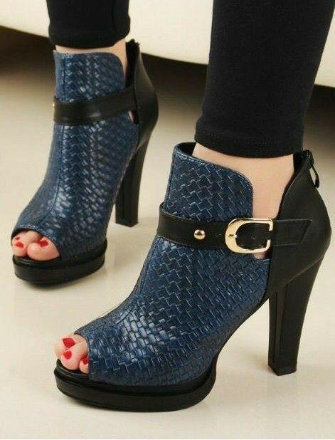 Zapatos con cremallera de punta redonda oficinas Bella Vita para mujer 4jNmcWE
