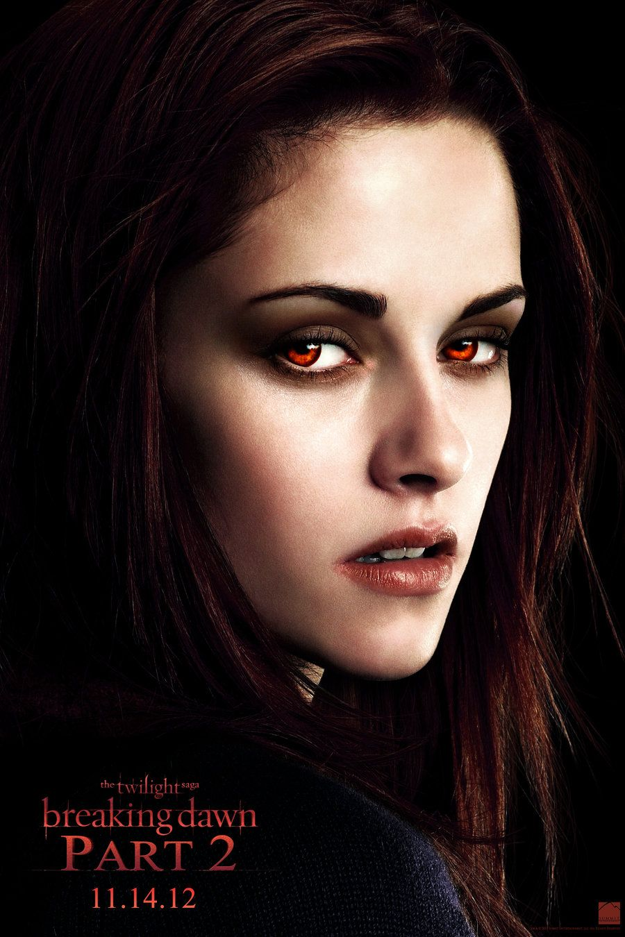 Twilight Saga Breaking Dawn Part 2 Teaser Poster By Andrewss7