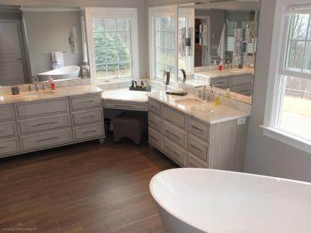 tour of a sweet master suite   master suite, bath design