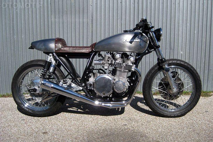 kawasaki kz900 full metal cafélimey bikes - texas 1 | retro is