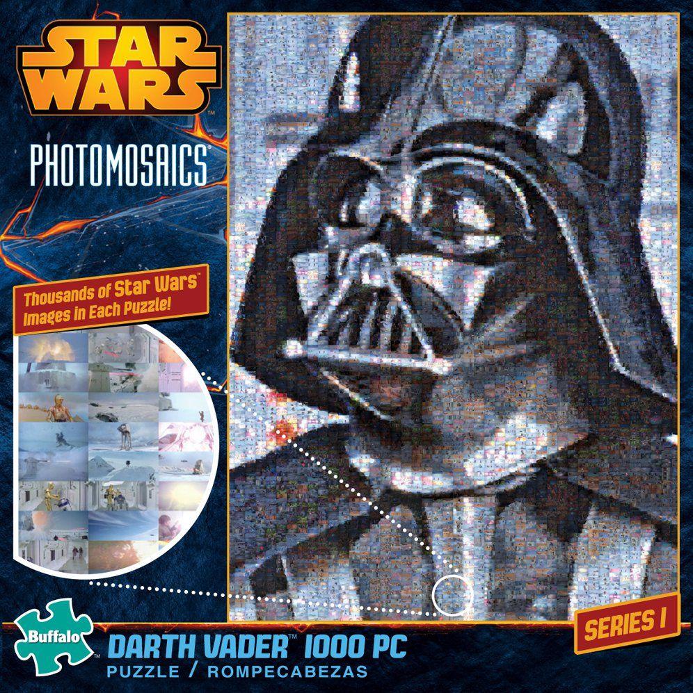 Darth Vader Jigsaw Puzzle