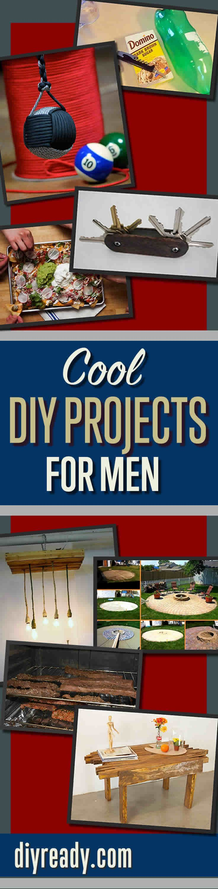 Cool diy projects for men and do it yourself tutorials ideas guys cool diy projects for men and do it yourself tutorials ideas guys love diy ready solutioingenieria Image collections