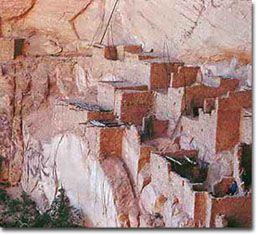 Betatakin ruins  NM