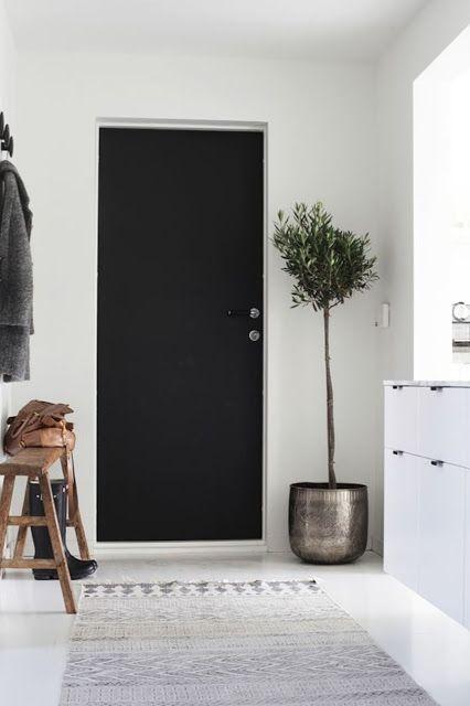 Créer une entrée de toute pièce Pinterest Entry hallway - creer une entree dans une maison