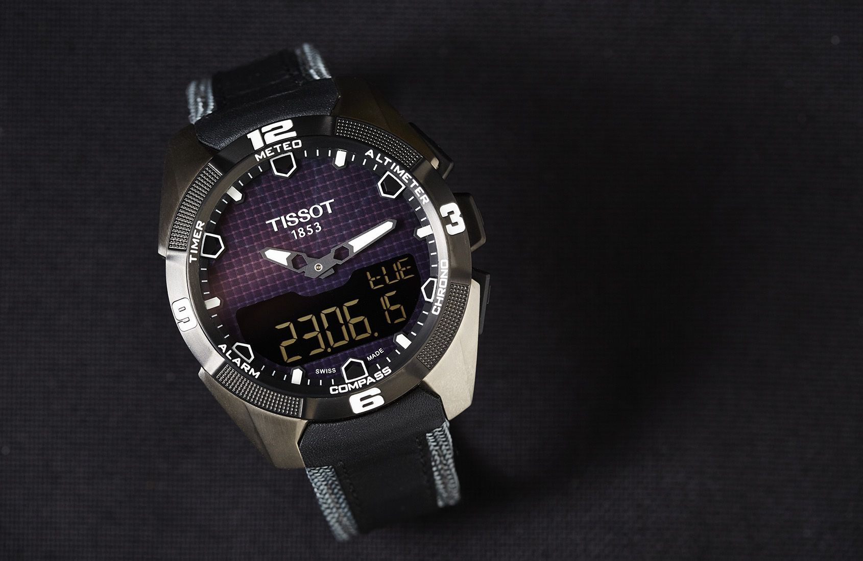 Tissot T Touch Expert Solar In Depth Review Tissot T Touch Solar Time Tissot