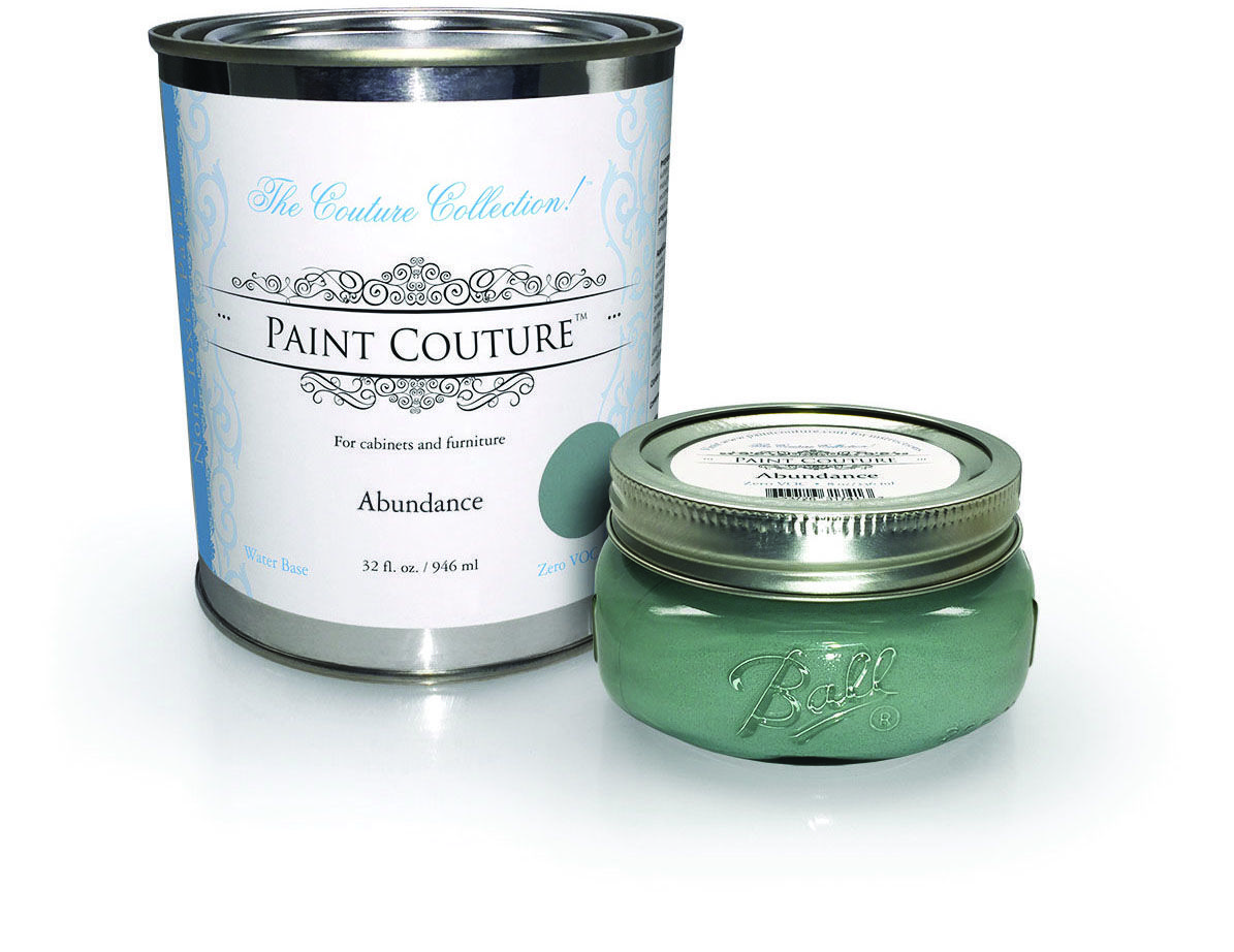 Paint Couture Is A Zero Voc Water Based Acrylic Resin It Self Priming Décor Furniture And Cabinet