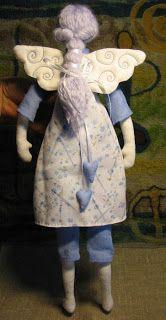 Mimin Dolls: Tilda tutorial