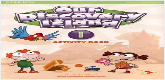 our discovery island كتاب خارجي