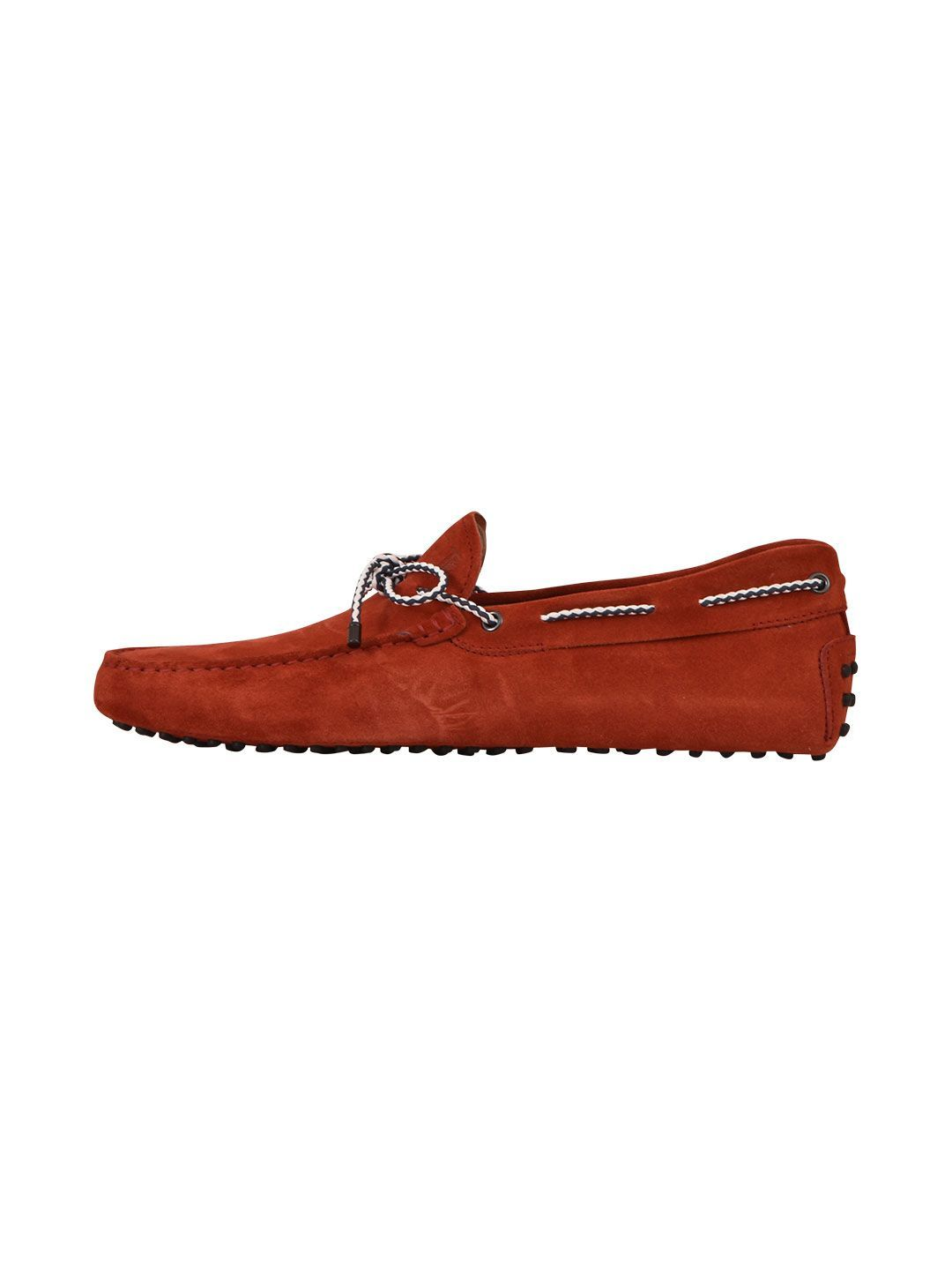 fd385d24363 TOD S SUEDE LOAFERS RED.  tods  shoes