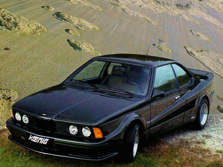 Koenig BMW 635 Twin Turbo