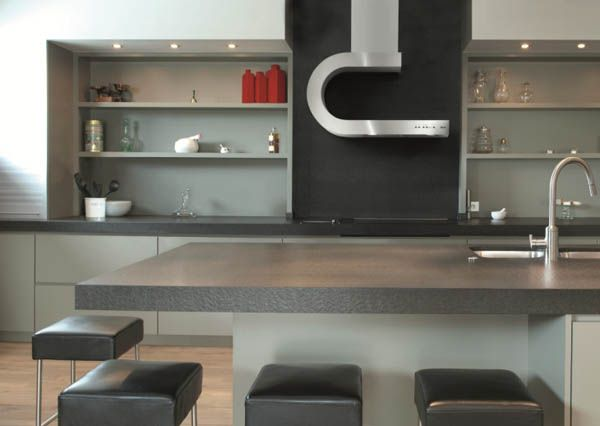 Modern Kitchen Hoods From Britannia