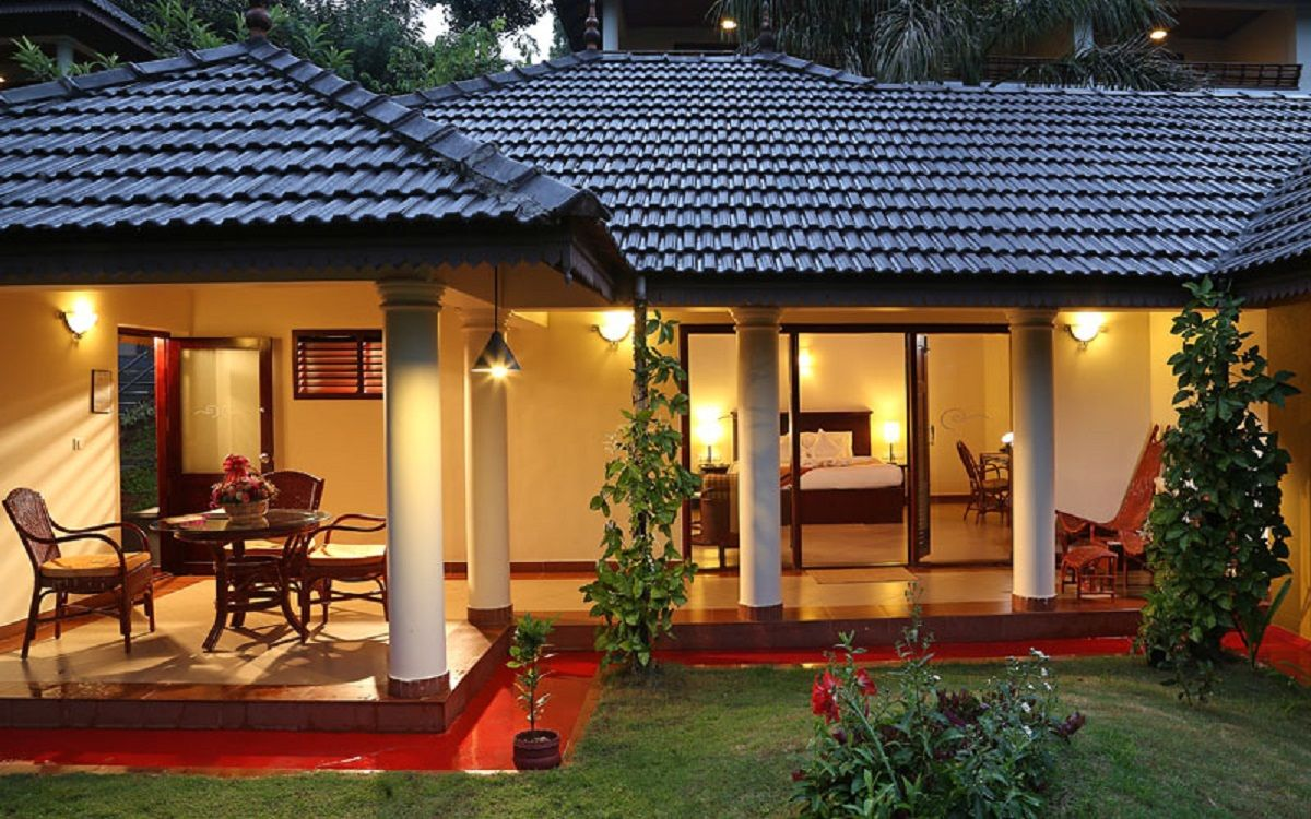 Image result for kerala backyard | Dream house plans ... on Dream House Backyard id=17870