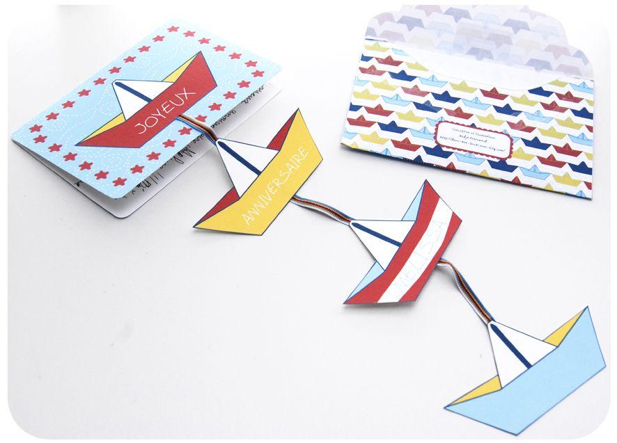 Bon anniversaire Mélissa, Free printable birthday cards - printable birthday card template