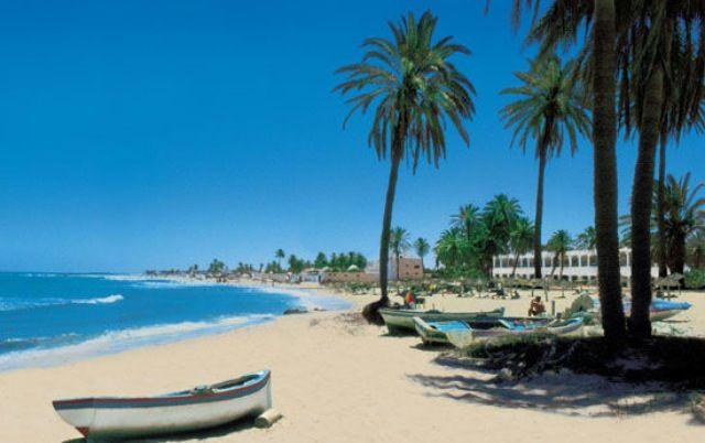 Tunesien Strand | Djerba, Tunisie, Vacances plage