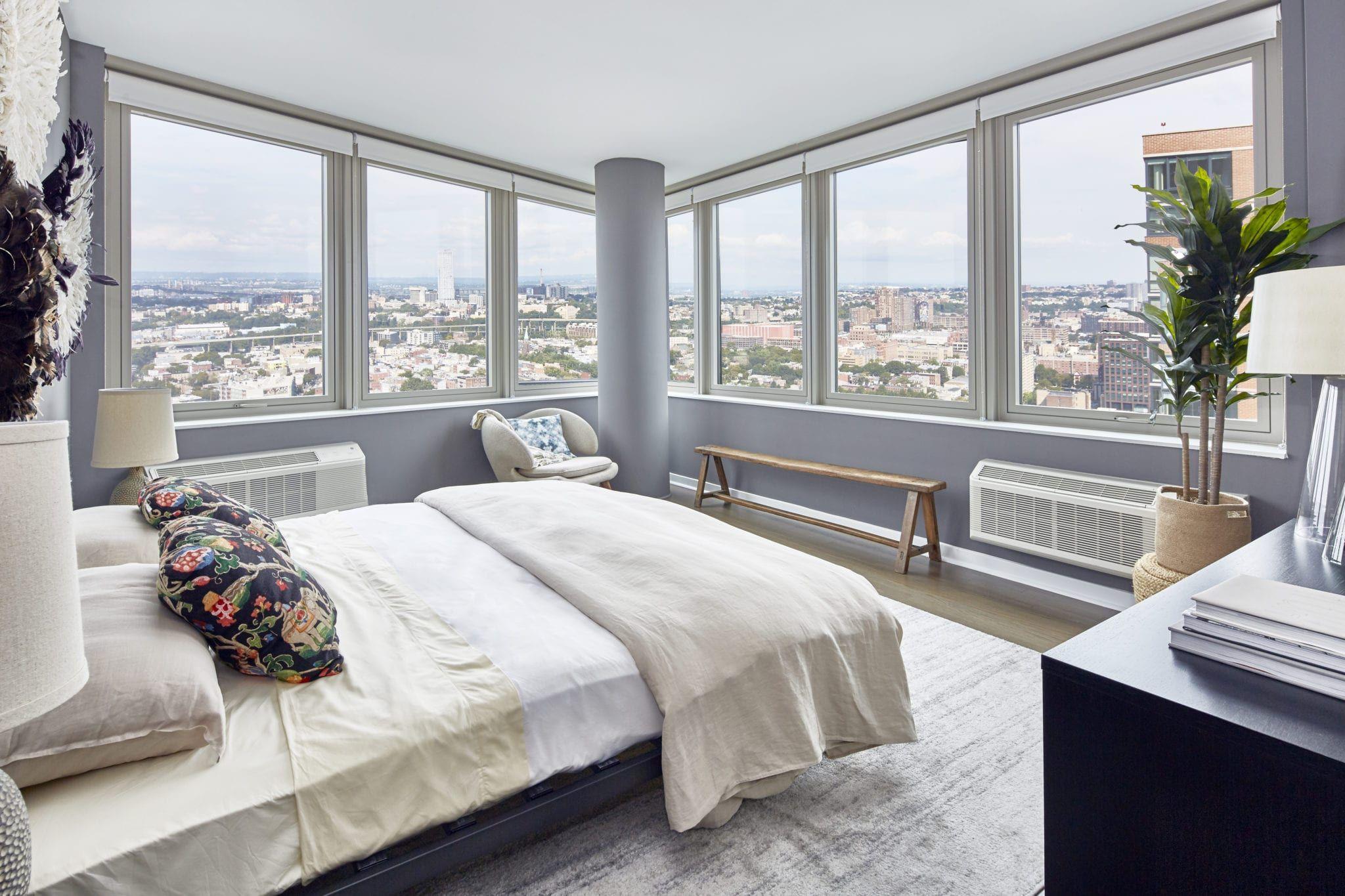 Jersey City New Apartments 90 Columbus Jersey City