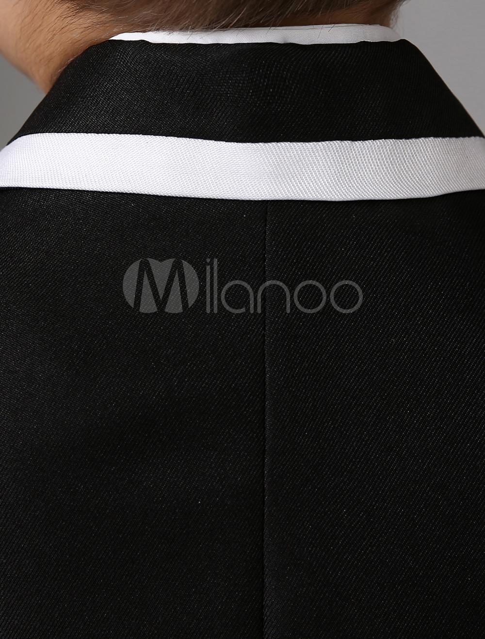 197a5b5a6 Black Boy Suit Set Kids Tuxedo Wedding Jacket Pants Shirts Bow Tie Baby Boy  Suit 4 Pcs Ring Bearer Suits #Tuxedo, #Kids, #Jacket