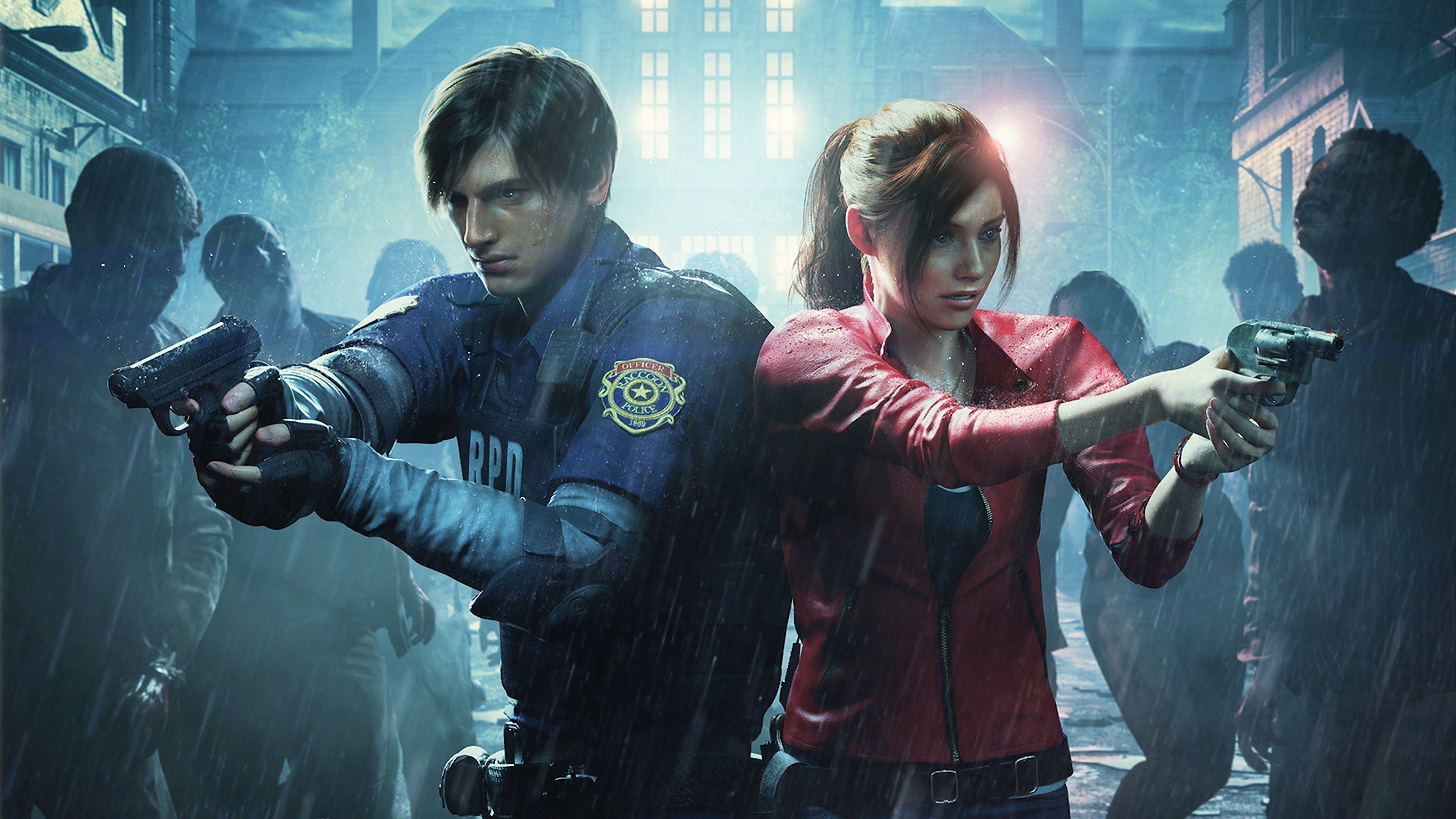 Pin Oleh Ardian Arga Dewa Yanto Di Resident Evil Resident Evil