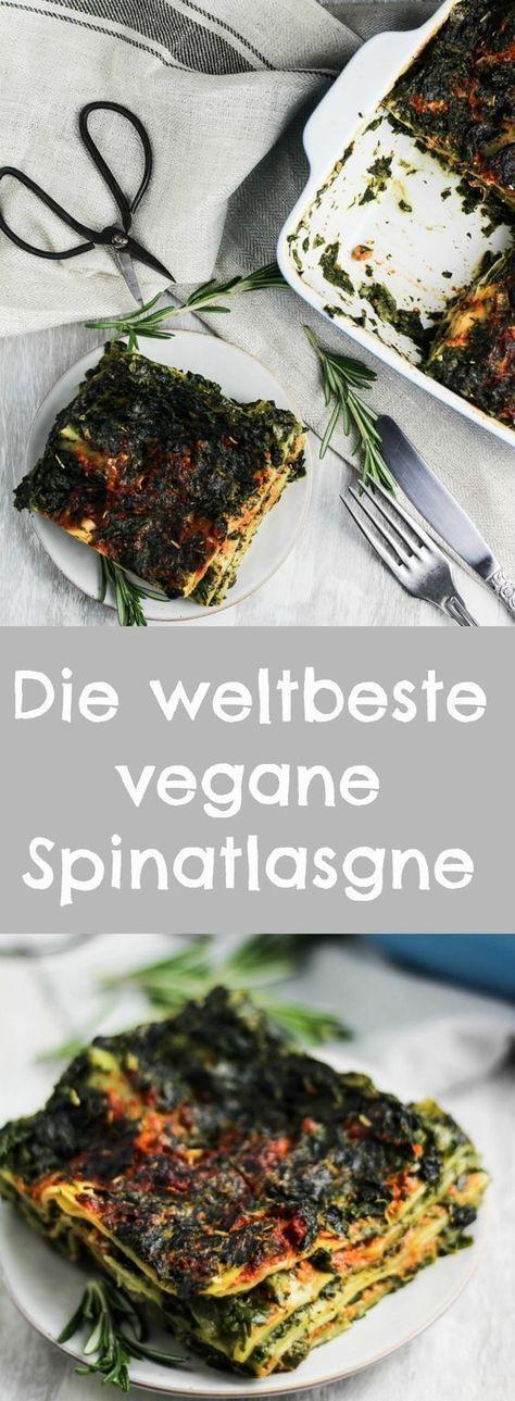 spinat lasagne #spinatlasagne