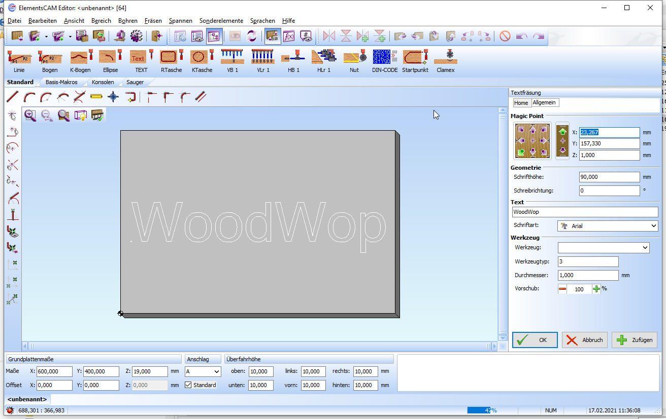 Vector CAD