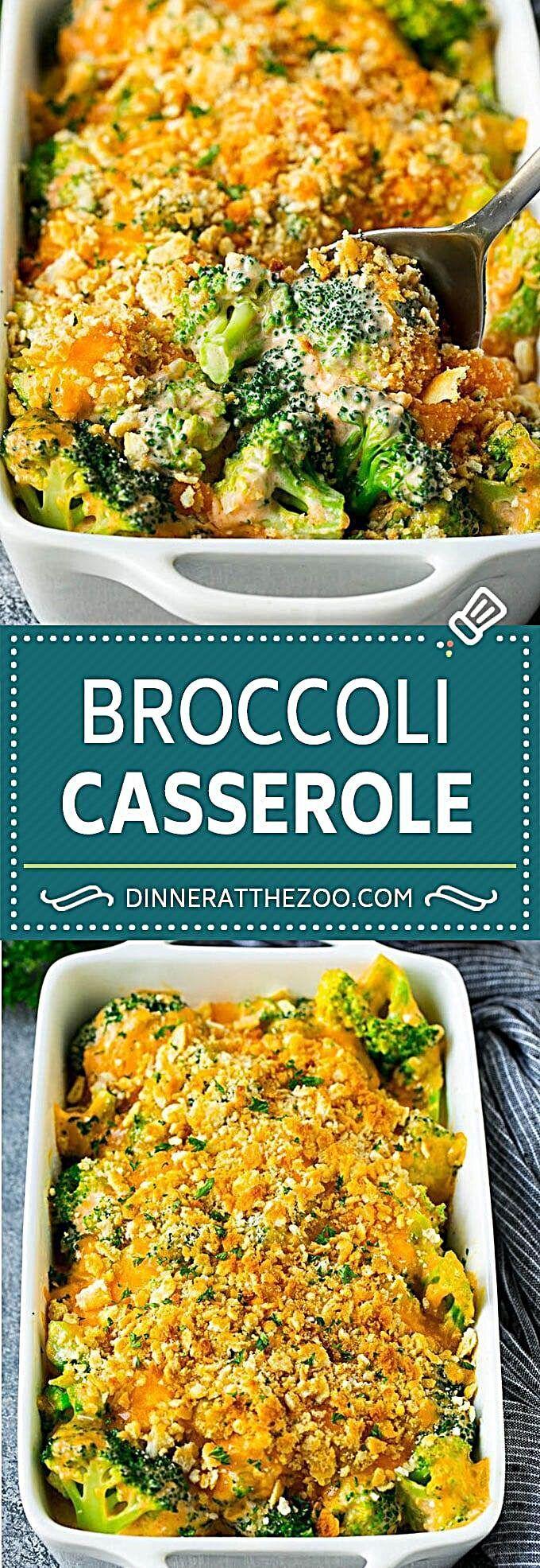 Broccoli Casserole Recipe | Broccoli and Cheese Casserole | Baked Broccoli #broccolicheesecasserole...