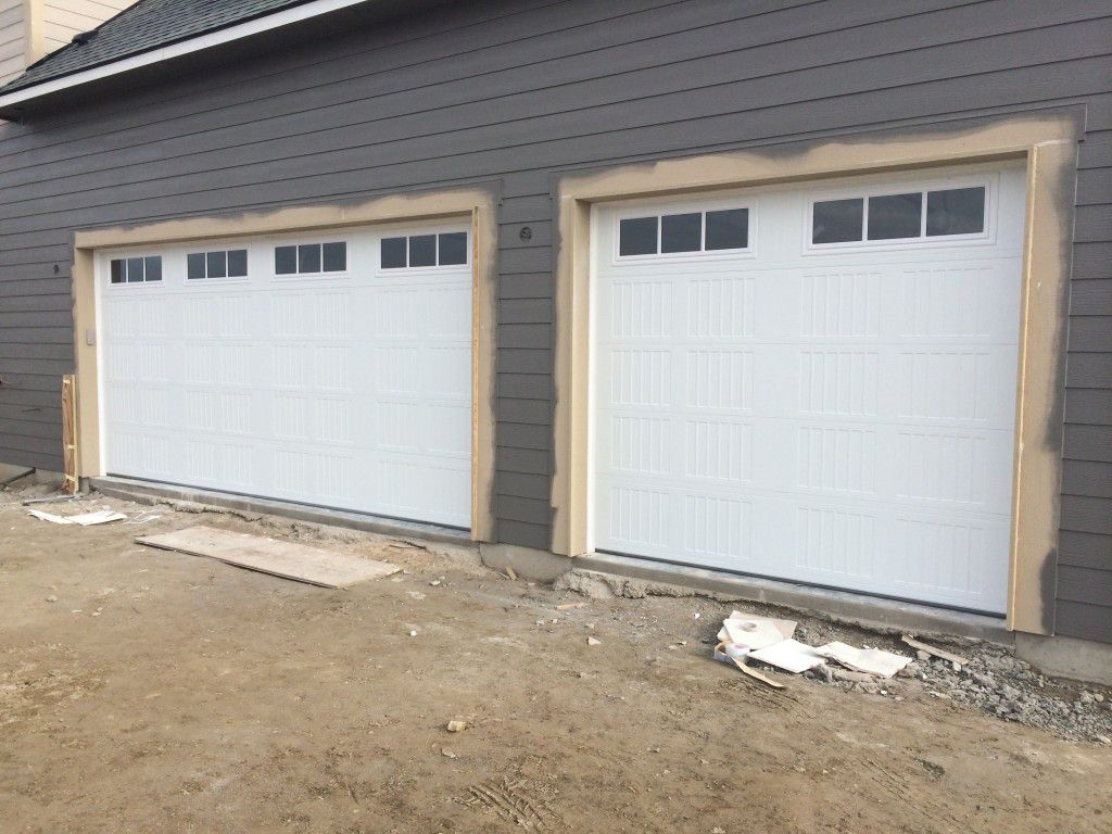 37 The Best Ideas For Garage Door Trim My Little Think Garage