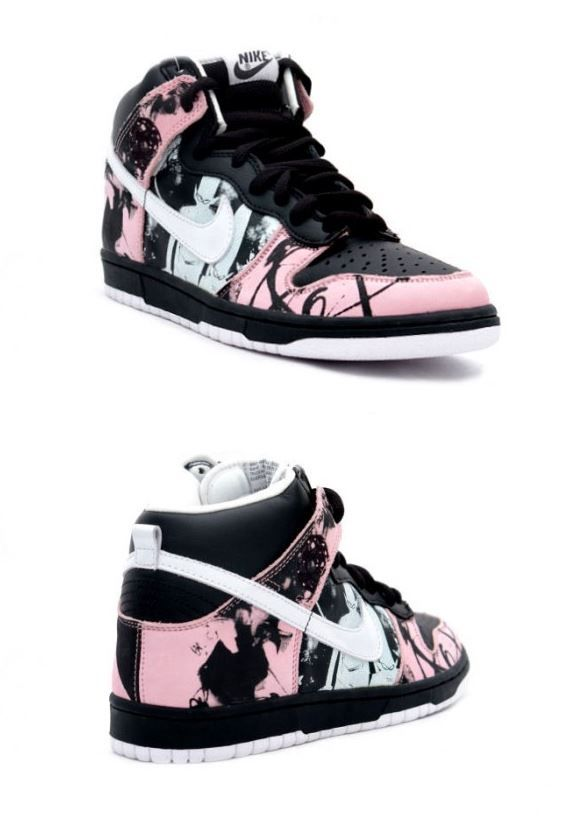 U.N.K.L.E. x Nike Dunk High Pro SB