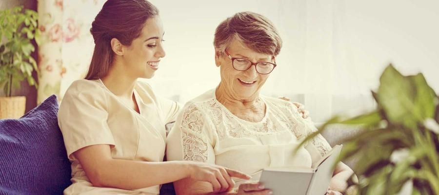 Does your family need an inhome caregiver or home health