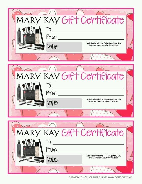 MK Gift Certificate u2026 Pinteresu2026 - business gift certificate template free