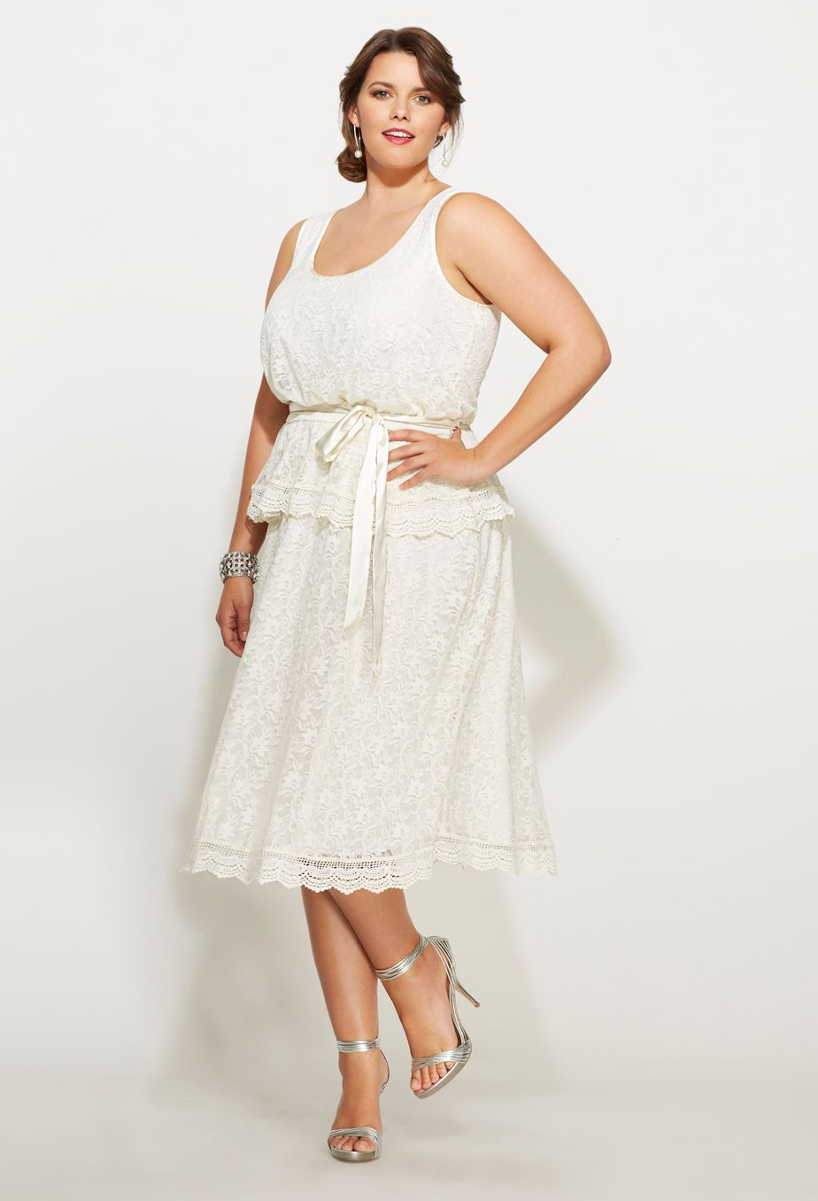 Cute Plus Size Bridal Shower Dresses