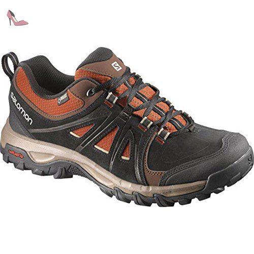 Impero silenziosamente vivere  Salomon Evasion GTX Chaussure De Marche - AW16 - 46 - Chaussures salomon  (*Partner-Link) | Mens hiking boots, Boots men, Boots