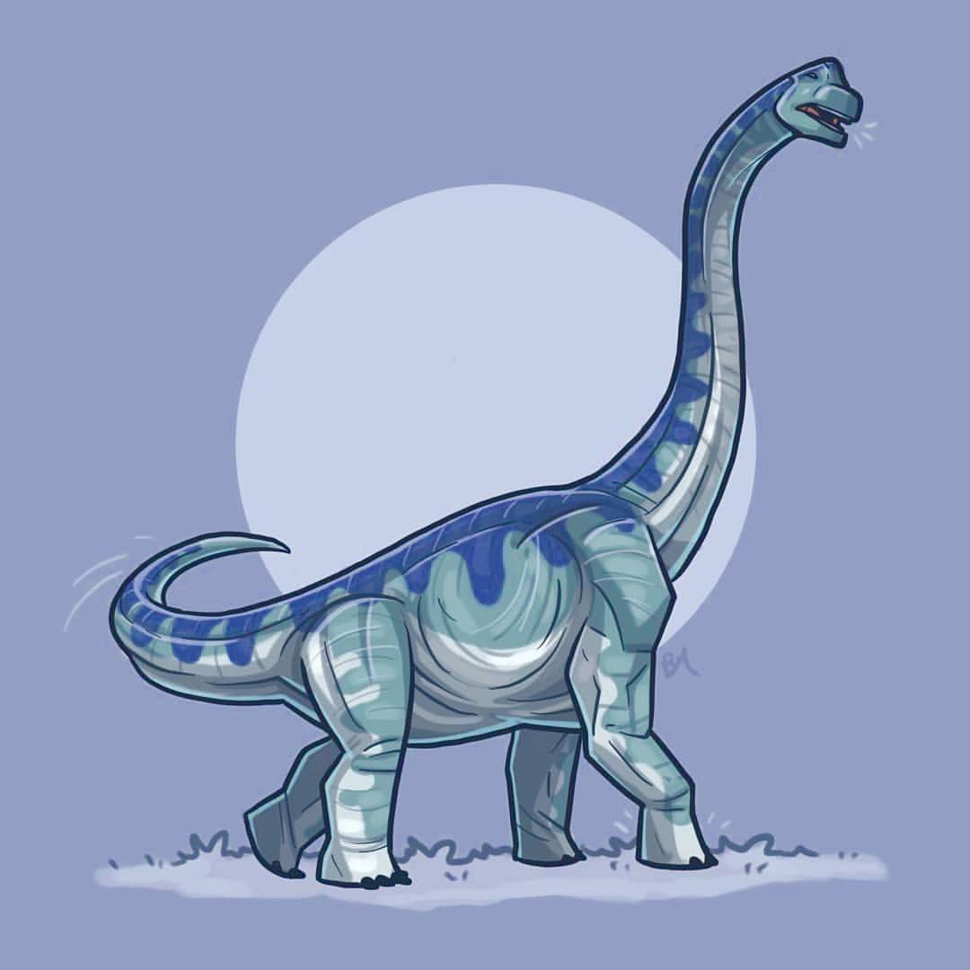 Brachiosaurus Jurassic World Dinosaurs Dinosaur Drawing Jurassic World