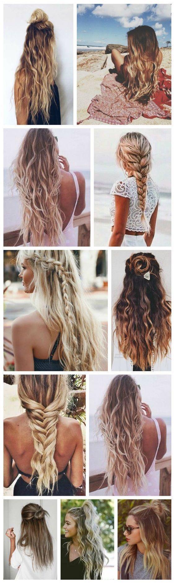 Peinados De Playa Paso A Paso