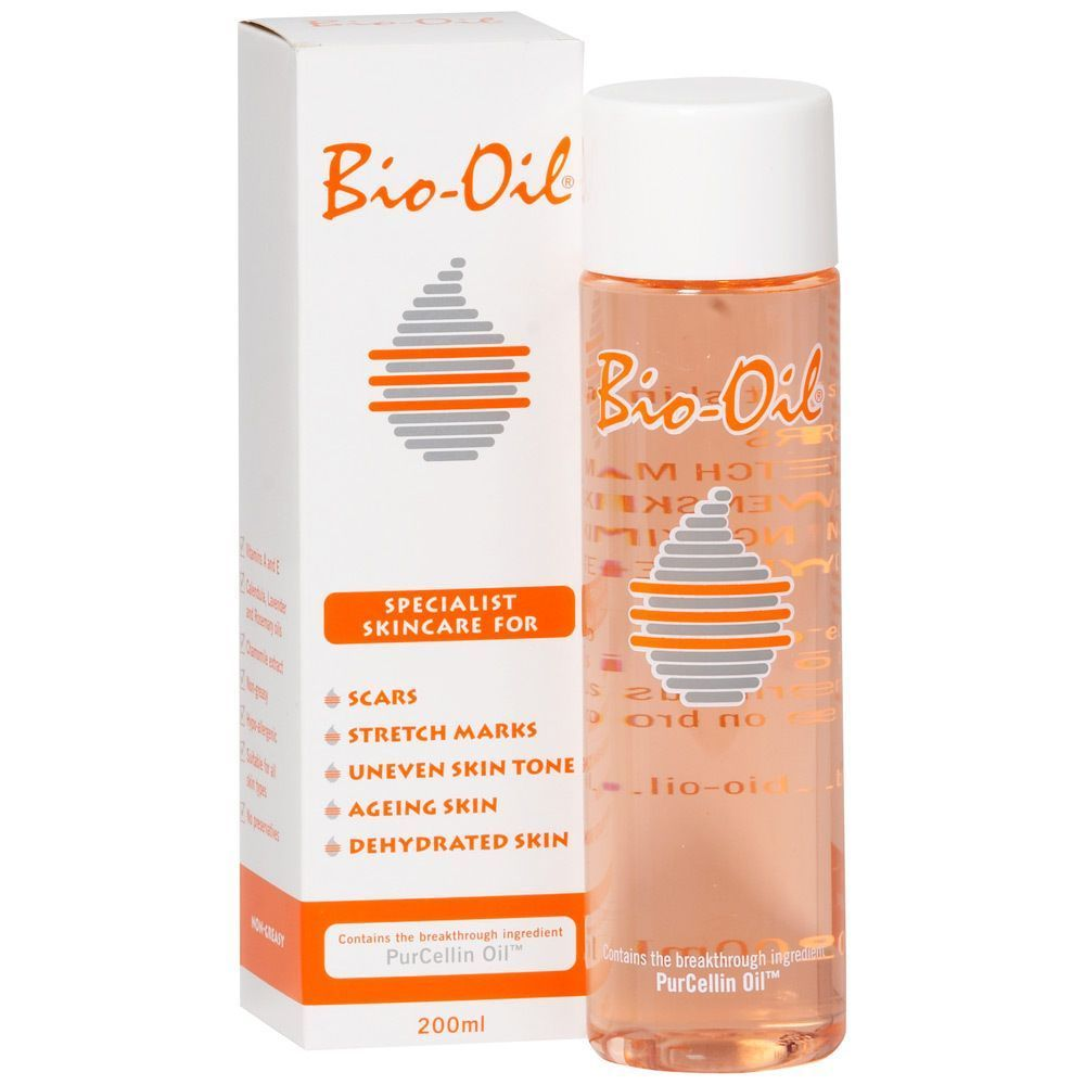 Bio Oil 2x125ml Pregnancy Skin Stretches Remover And Digestion Helping Official Uk Original Stock