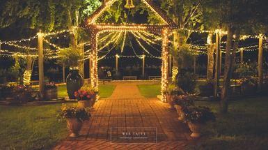 Shabby Chic Wedding Venue In Austin Tx Las Brisas Farm