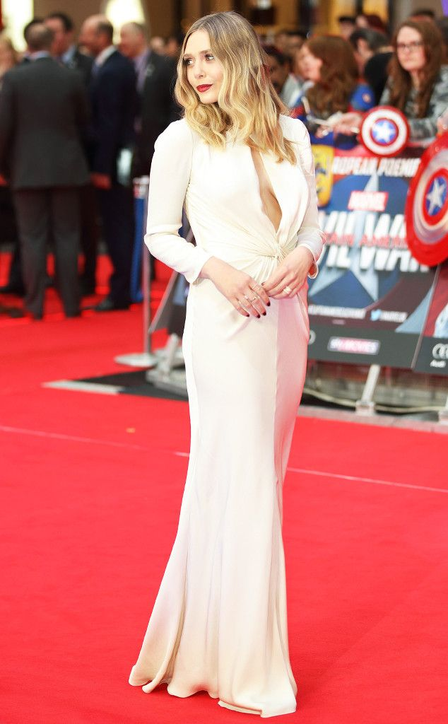Elizabeth Olsen From The Best Of The Red Carpet Elizabeth Olsen Style Nice Dresses Elizabeth Olsen