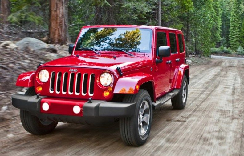 2017 Jeep Wrangler Suv, Jeep wrangler unlimited, Jeep