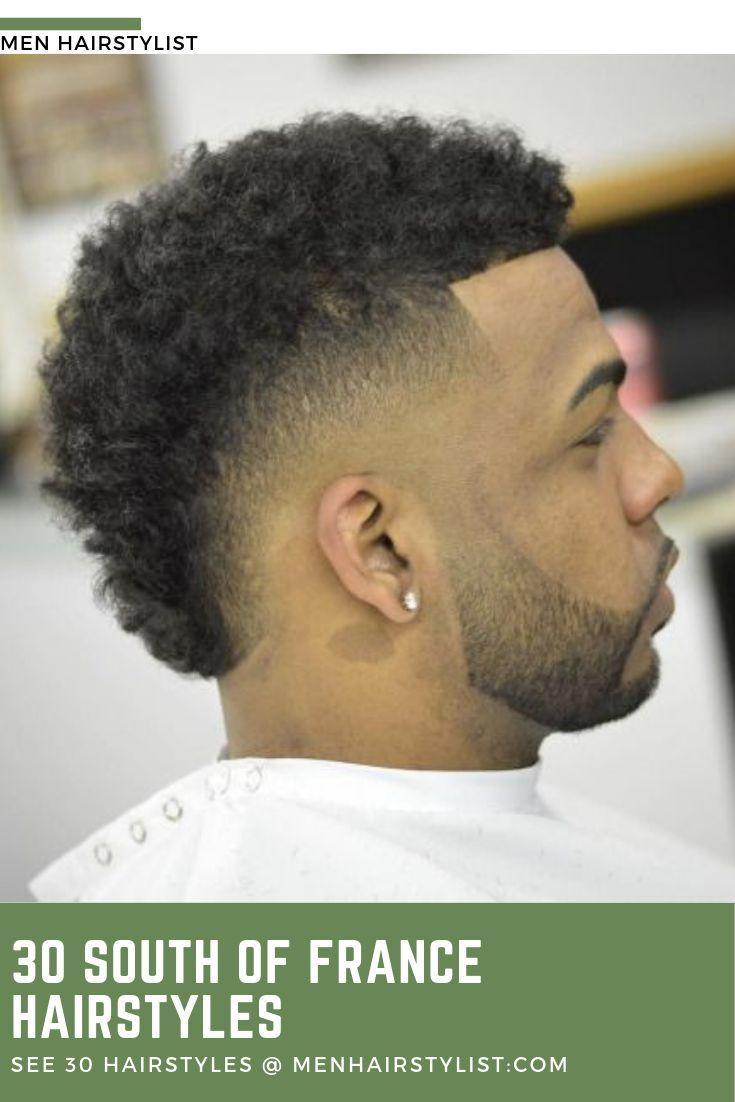 Detta är ett annat fint exempel på kombinationen mellan afro och mohawk hår ... -