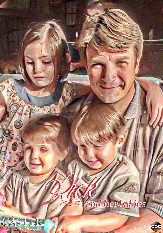 0 - 087 - Rick And Her Babies | Castle & Beckett | Pinterest ...