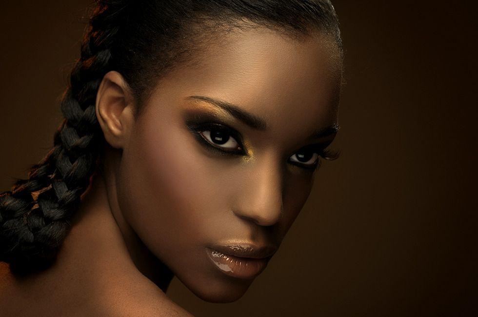 Bronzers Black Women Makeup Brown Skin Face