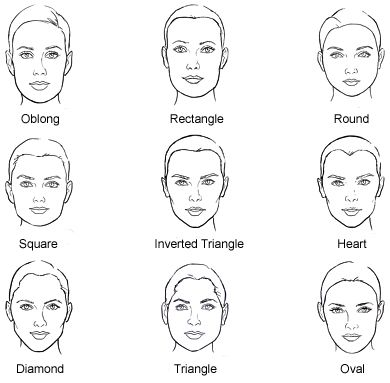 15 tips and tricks on how to flatter your face shape