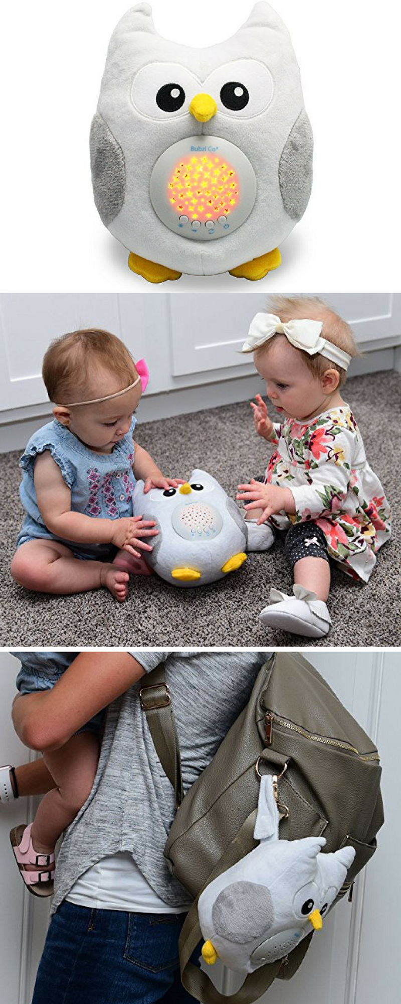 d52bf3abba4e This is perfect for our owl themed nursery! And so cute! BEST BABY SLEEP