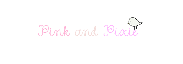 My new blog, Pink and Pixie live! Follow for more beauty, fashion and lifstyle posts!