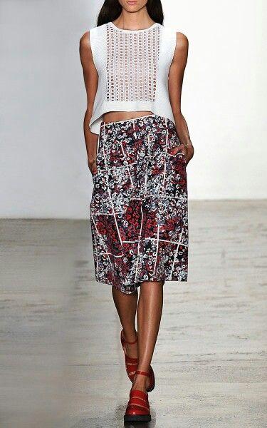 Tara Knit Shell by Timo Weiland