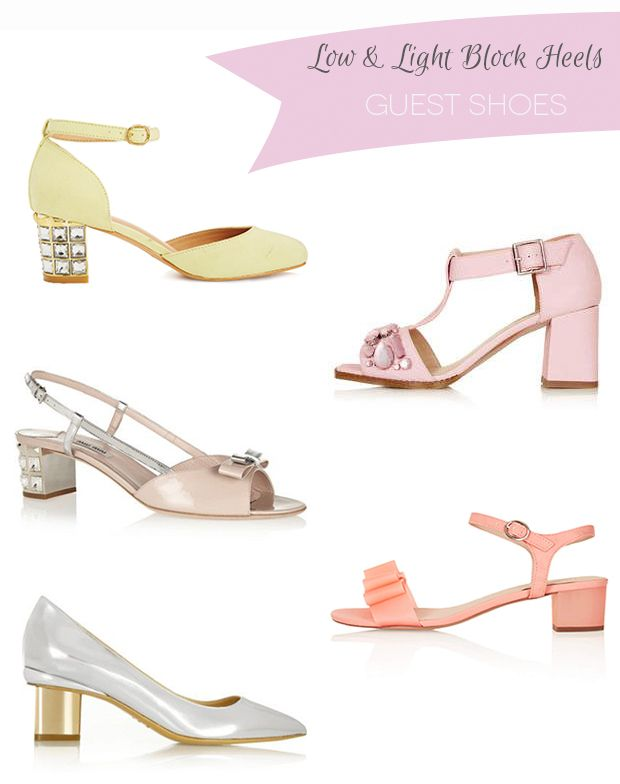 Summer Wedding Guest Style Shoe Heaven Onefabday Com Wedding Guest Shoes Wedding Guest Heels Heels