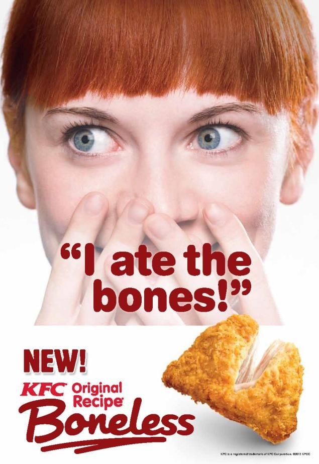 Kfc To Offer Easier To Eat Boneless Chicken Kfc Original Recipe