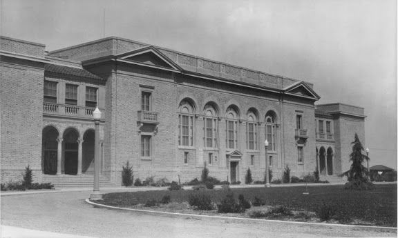 The Old School in Kerman, California. Some say haunted. But it was beautiful