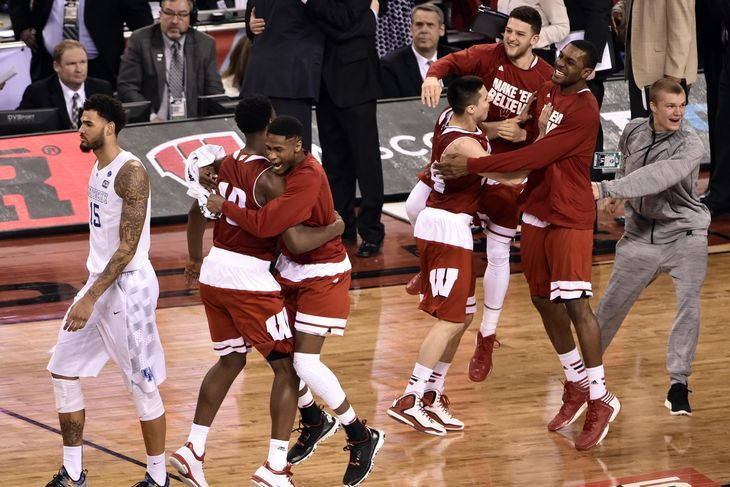 Where to watch the Badgers game today on television